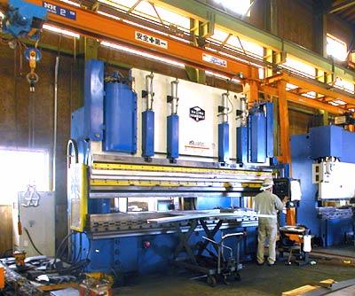 400ton-press