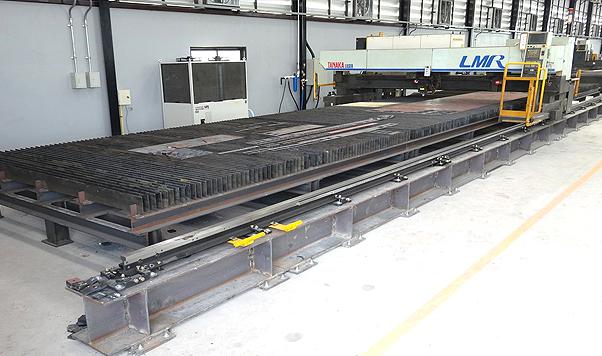 Laser Cutting Machines-レーザー切断機- (TANAKA TF2000)