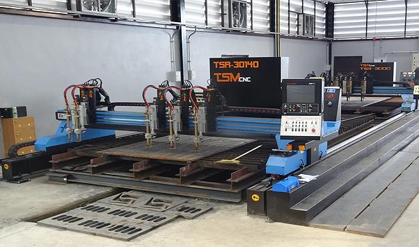 Gas Cutting Machine-ガス溶断機- (TSM)  2台