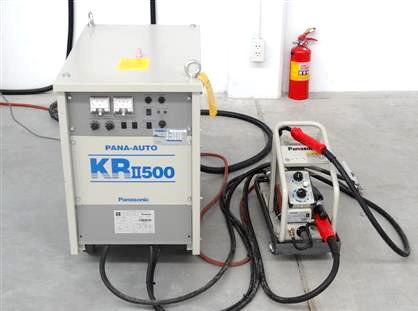CO2 Welding Machine (Panasonic)